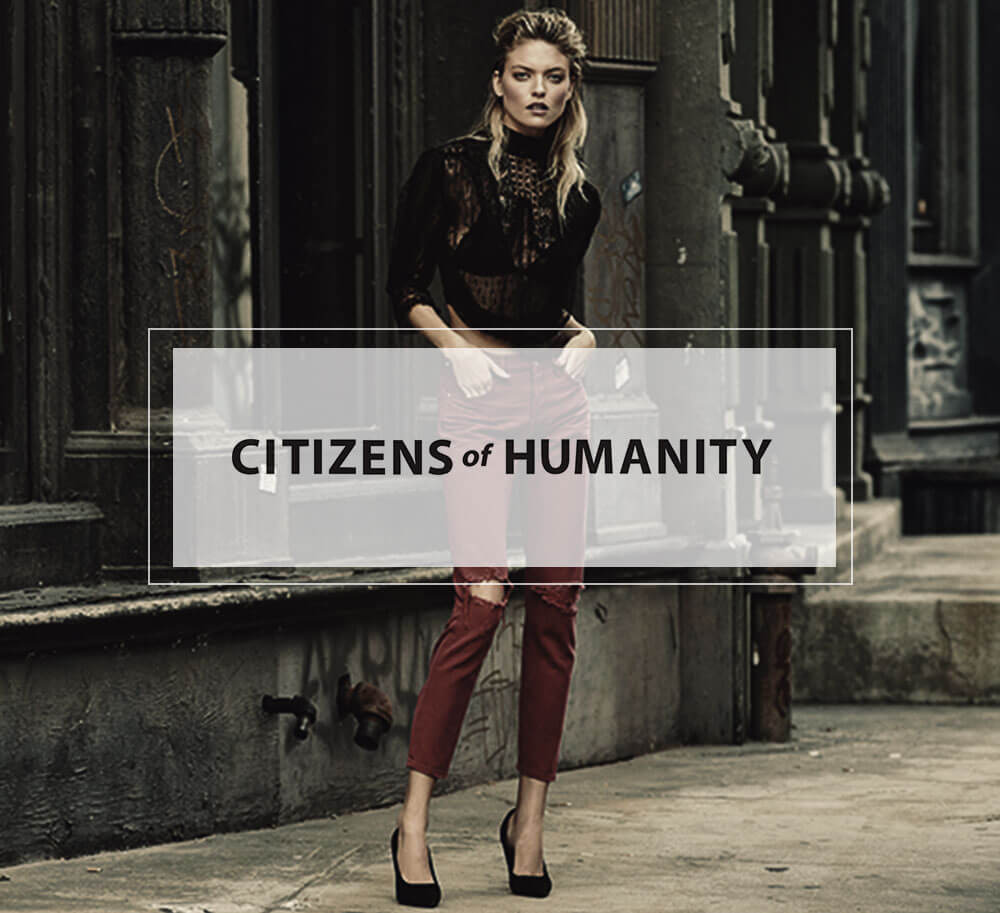 Catwalk Citizens of Humanity